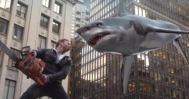 'The Last Sharknado: It's About Time'