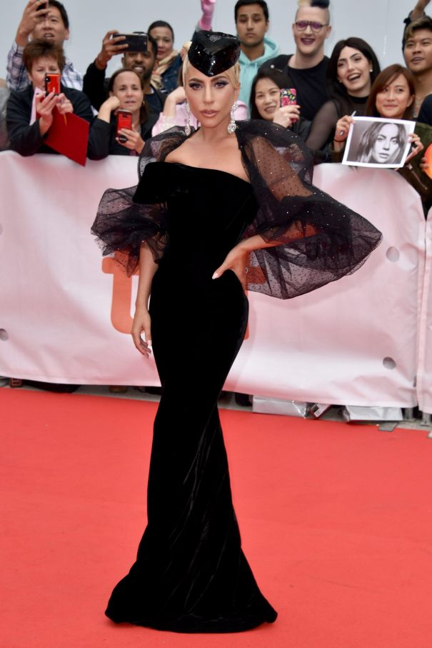 Lady Gaga Brings The Drama