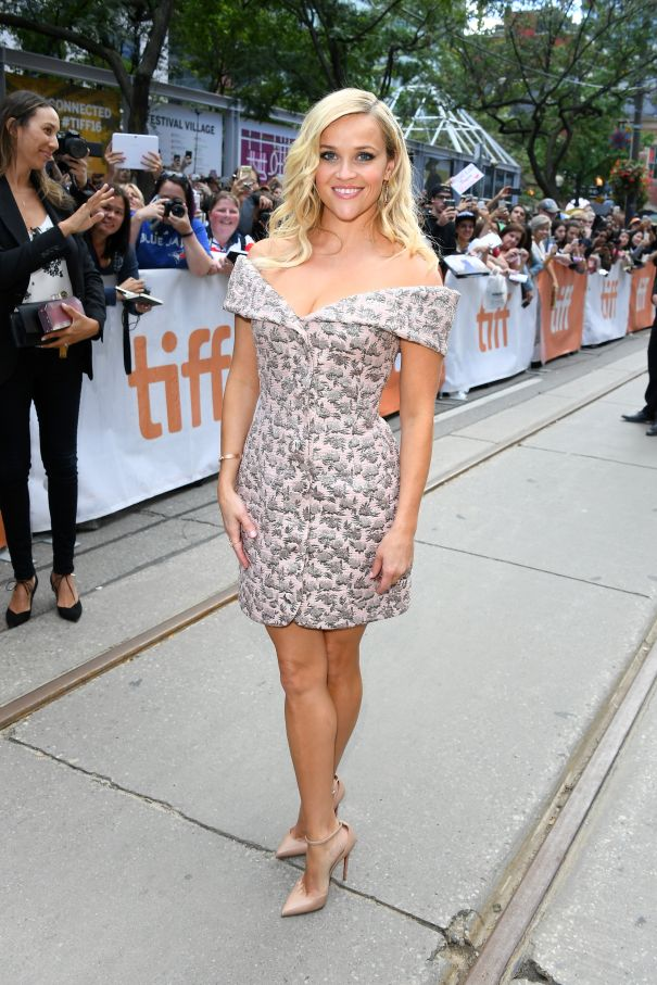 Reese Witherspoon Goes Short And Sweet At TIFF