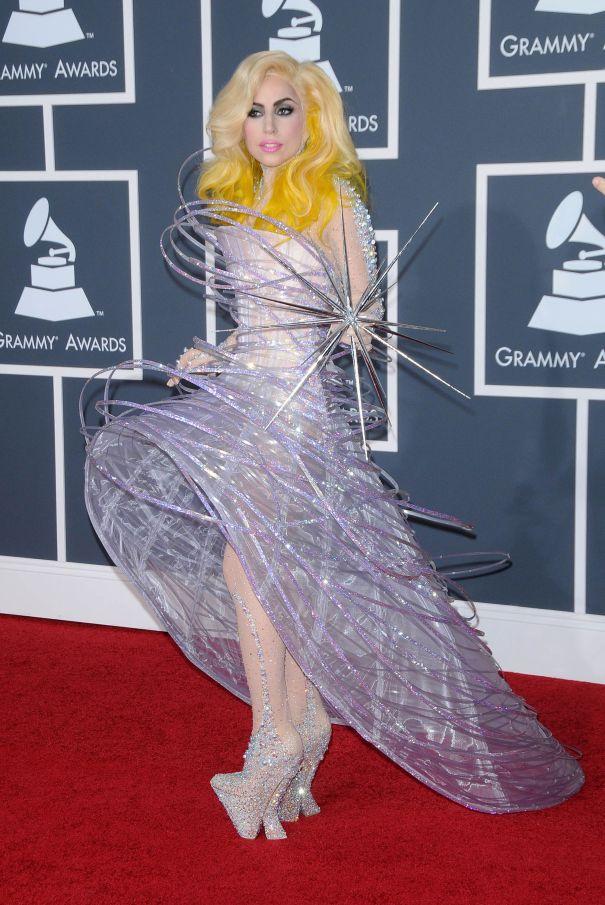 Grammys Go Gaga