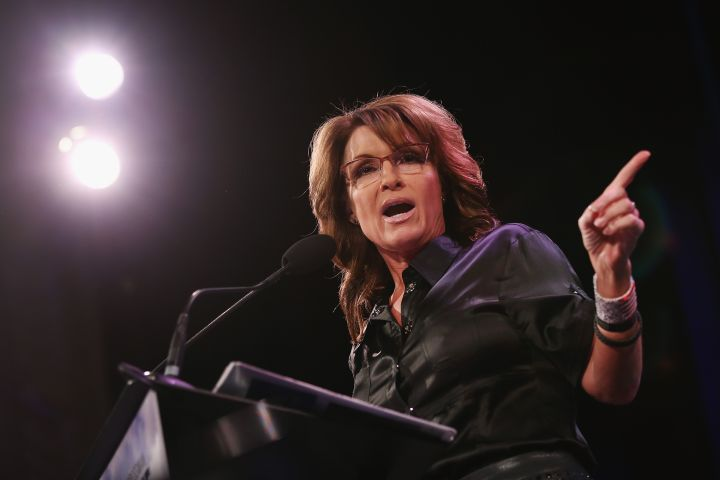 Sarah Palin's interview didn't air on 'Who Is America?'