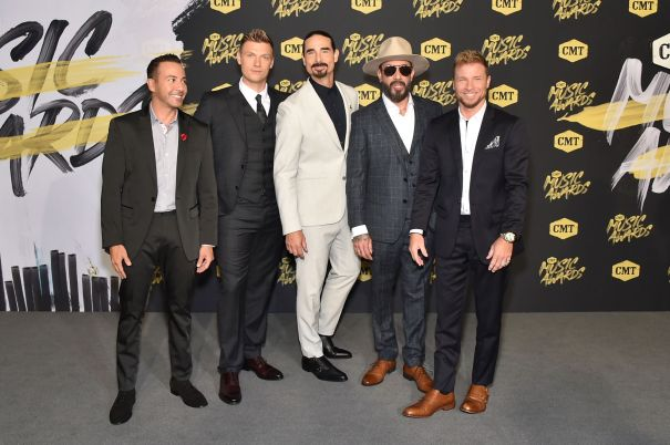 Backstreet Boys Added To VMAs Pre-Show