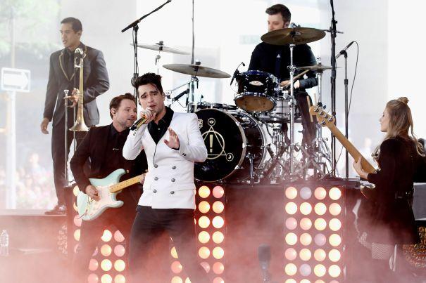 Panic! At The Disco To Bring 'High Hopes' To VMAs