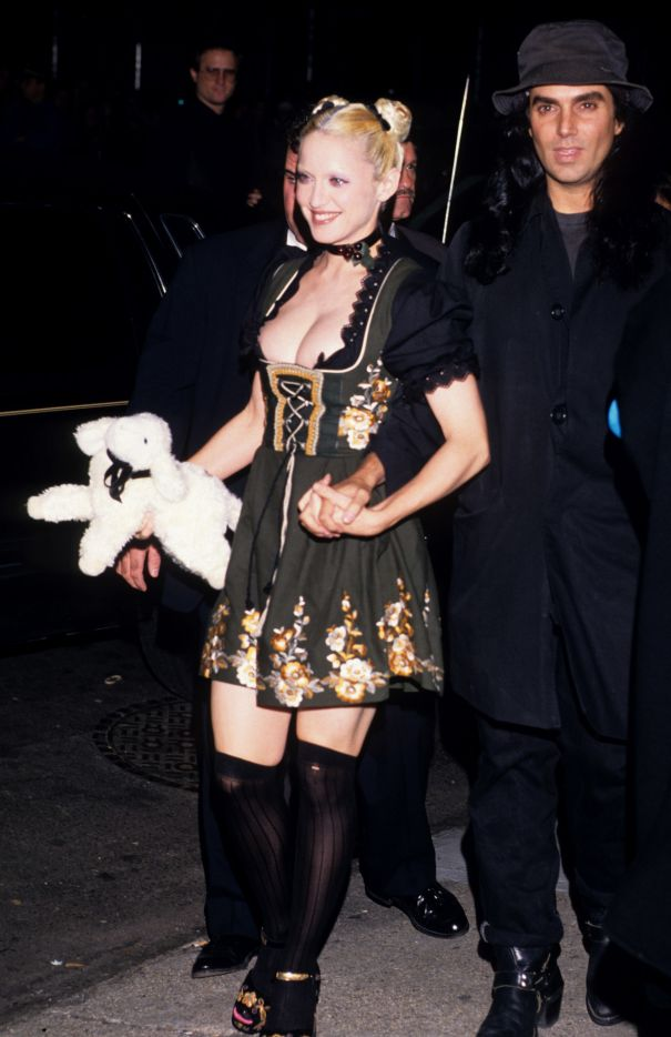 Milkmaid Madonna