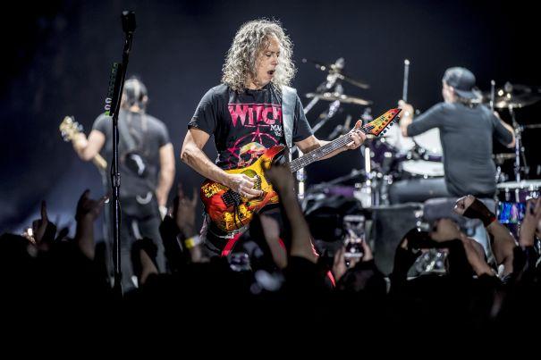 Metallica Gets In The Beer Game