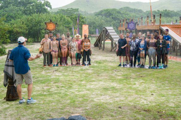 'Survivor: David vs. Goliath' - season premiere