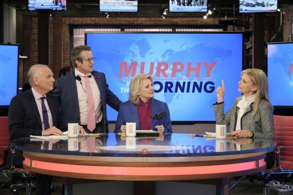 'Murphy Brown' - season premiere