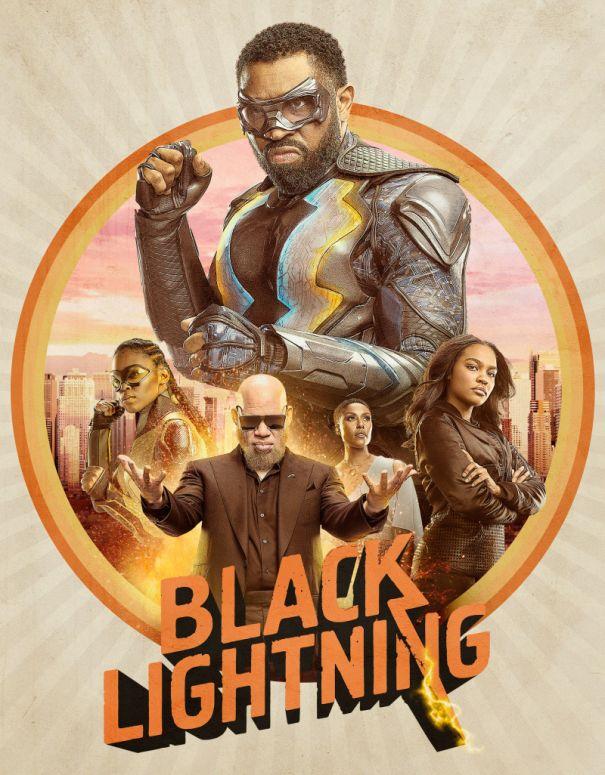 'Black Lightning' - season premiere