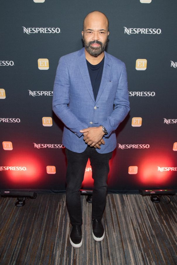 Jeffrey Wright Stops By The Lounge