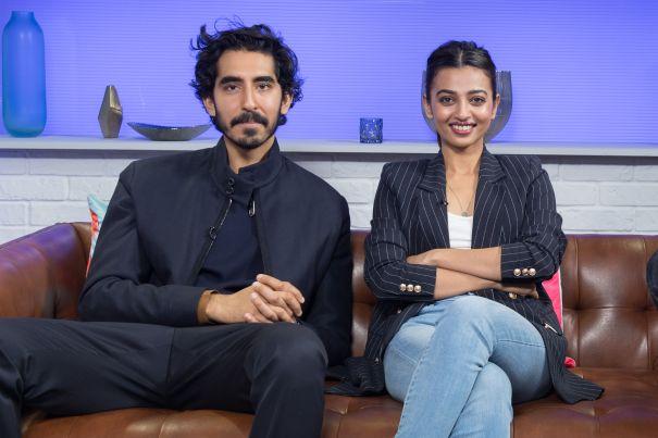 Dev Patel +Radhika Apte