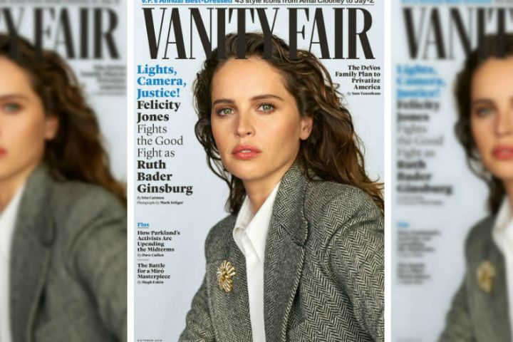 Felicity Jones Transforms Into A Young Ruth Bader Ginsburg For On The Basis Of Sex Etcanada Com