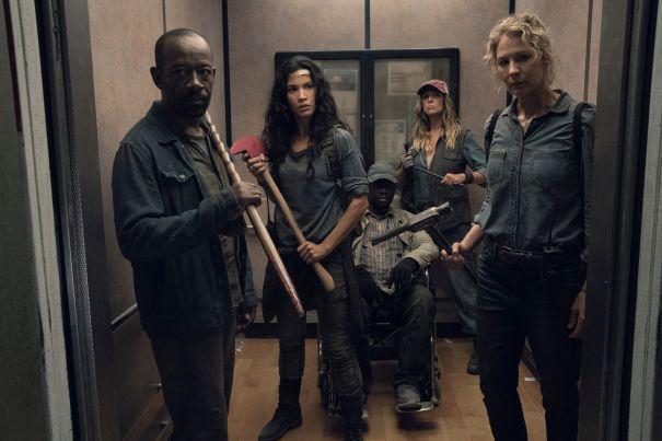 'Fear the Walking Dead' - season finale