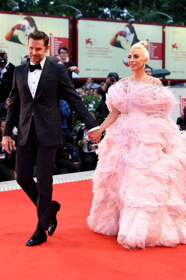 Pink Haute Couture Moment