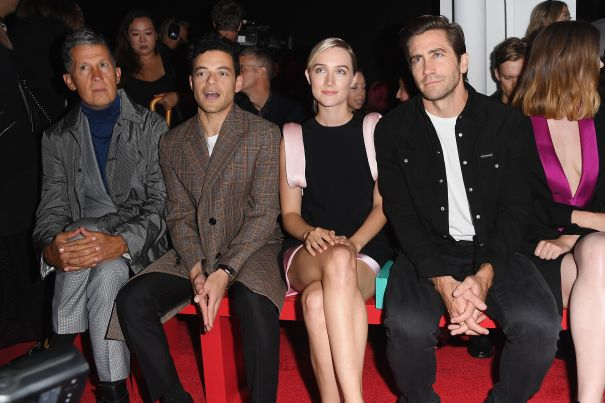 Star-Studded Calvin Klein Frow