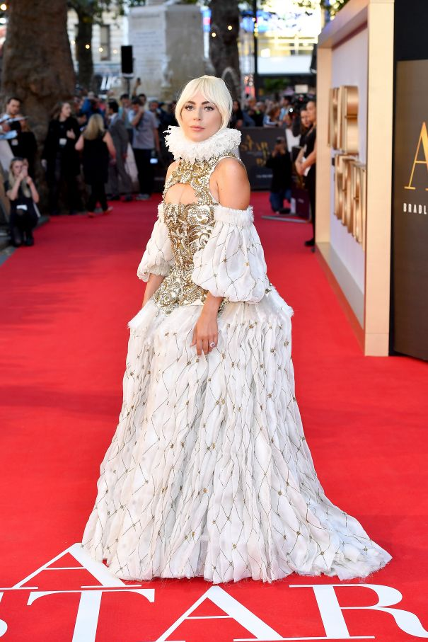 Lady Gaga Goes Victorian In London