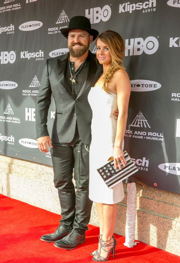 Zac Brown And Wife Of 12 Years Split