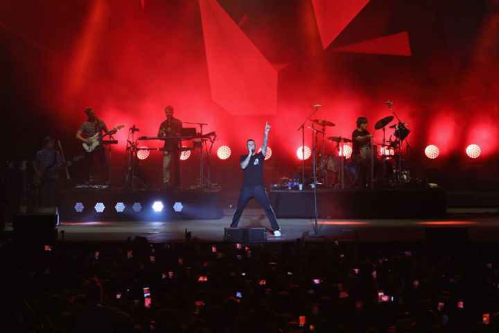 Maroon 5 - Getty Images