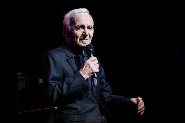 Charles Aznavour Passes At 94