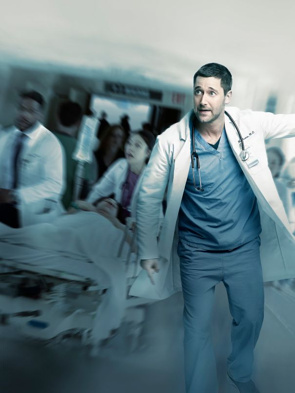 'New Amsterdam' - season premiere