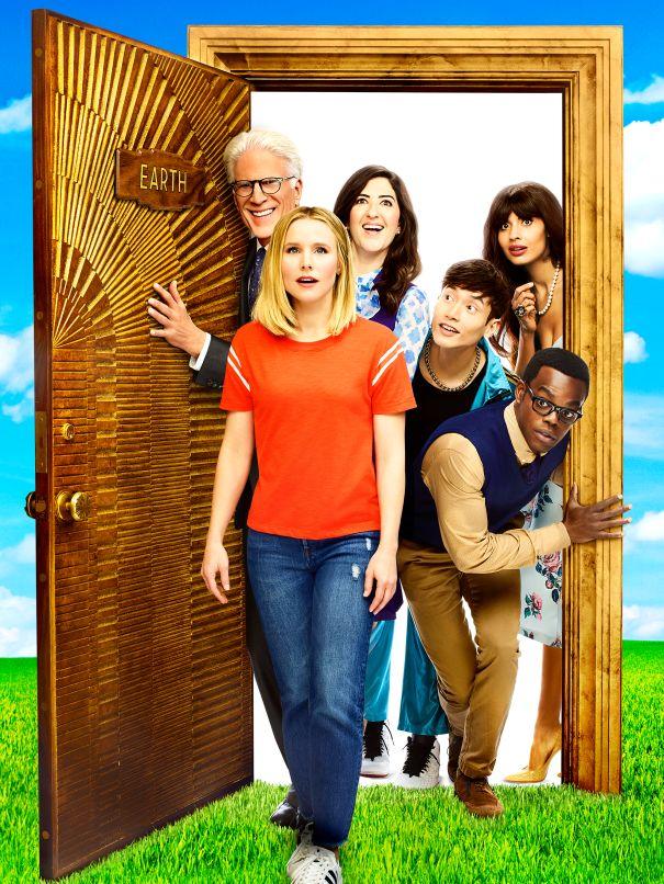 'The Good Place' - season premiere