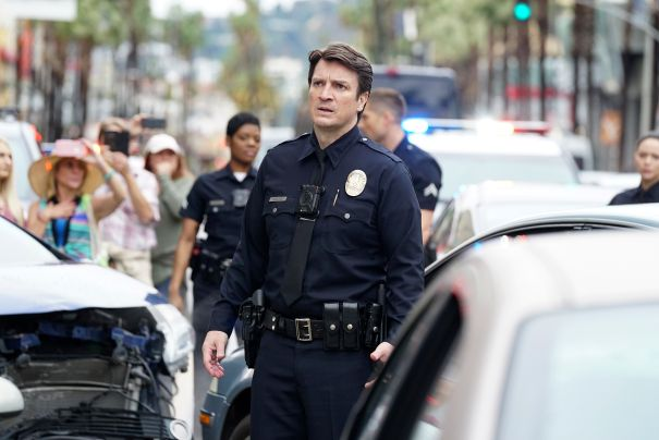 'The Rookie' - series premiere