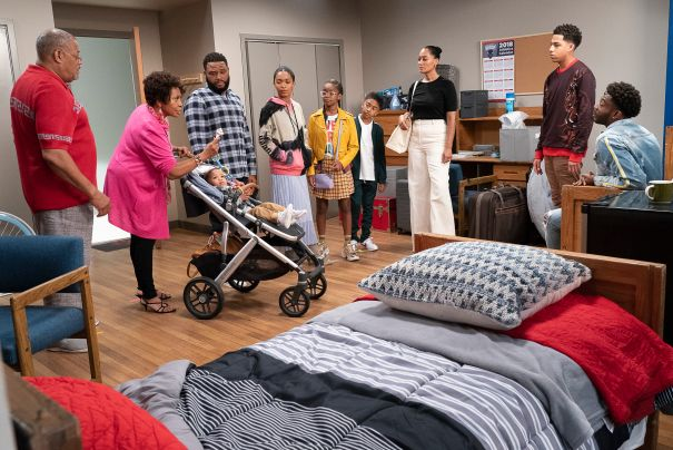 'black-ish' - season premiere