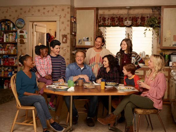 'The Conners' - series premiere
