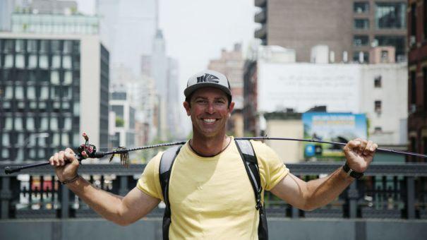 'Fish My City with Mike Iaconelli' - series premiere