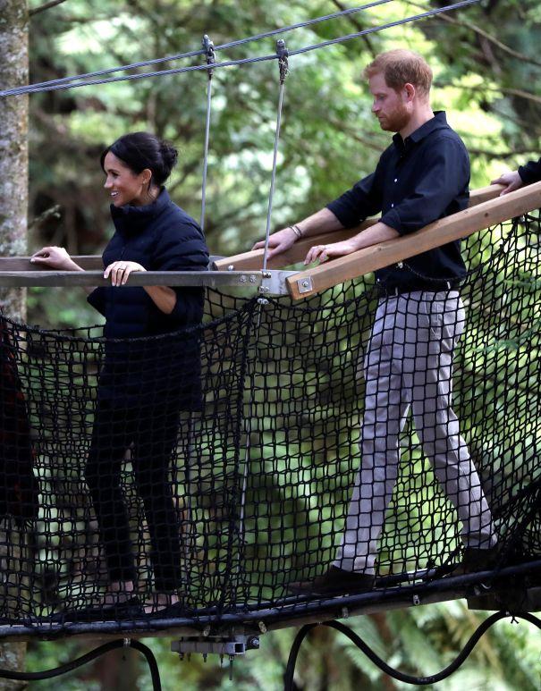 A Suspension Bridge Adventure