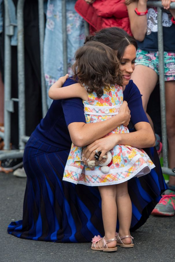 A Hug For Meghan