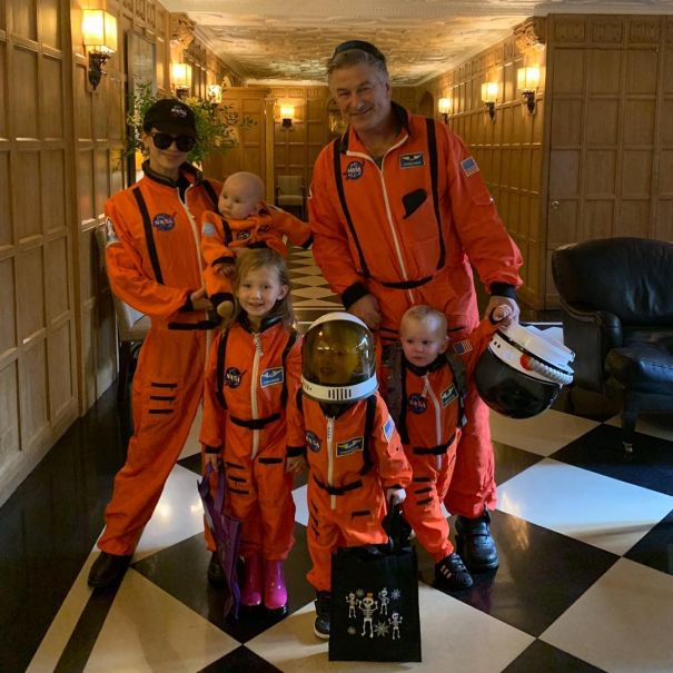 The Baldwin's Are Out Of This World