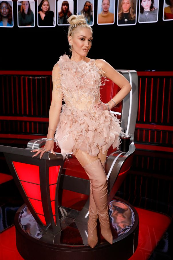 2020: Girly For 'The Voice'