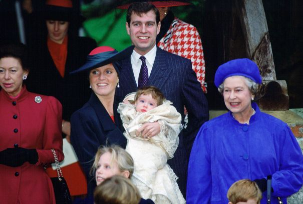 She Had The First Public Christening