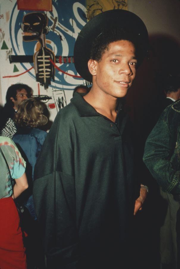 She Counts Basquiat As A Hero