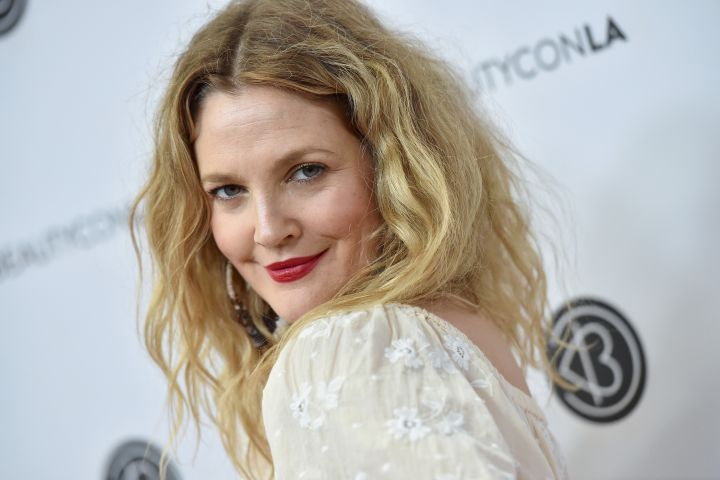 Drew Barrymore - Getty Images