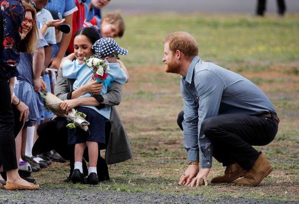 A Royal Hug