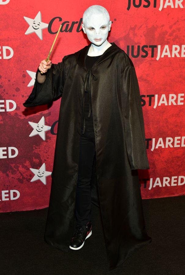 Joey King As Voldemort