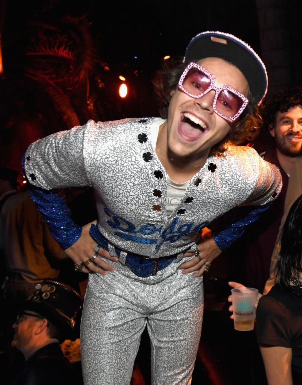 Harry Styles As Sir Elton