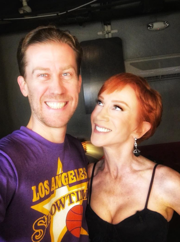 Kathy Griffin Announces Split From Randy Bick