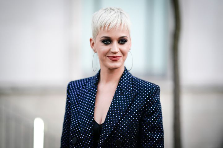 Katy Perry has spoken out about Taylor Swift