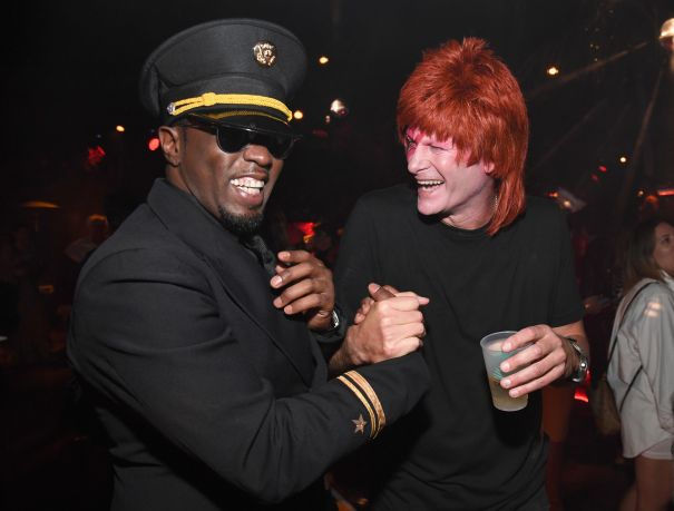 Diddy ANd Bowie