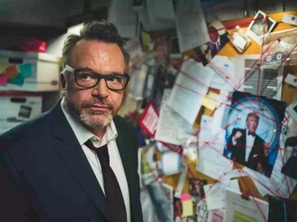 'The Hunt for the Trump Tapes with Tom Arnold' - series premiere