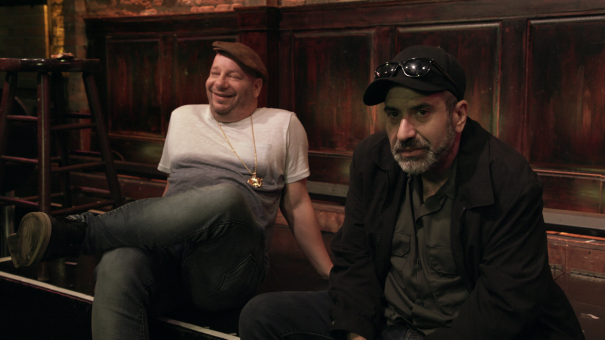 'Bumping Mics with Jeff Ross and Dave Attell'