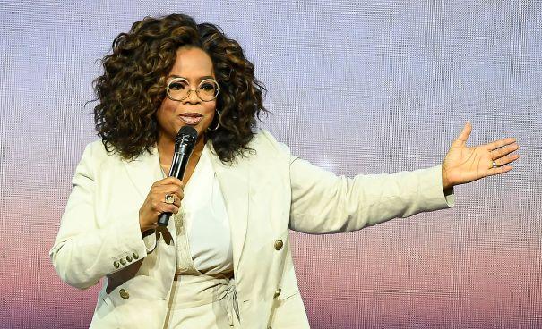 Oprah The Billionaire