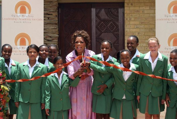 The Oprah Winfrey Leadership Academy For Girls (2007)