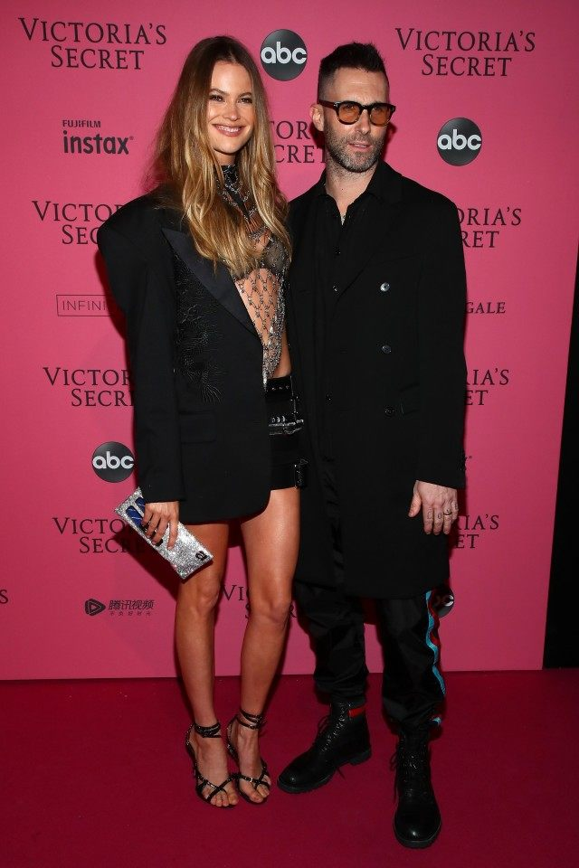 Credit: Astrid Stawiarz/Getty Images for Victoria's Secret