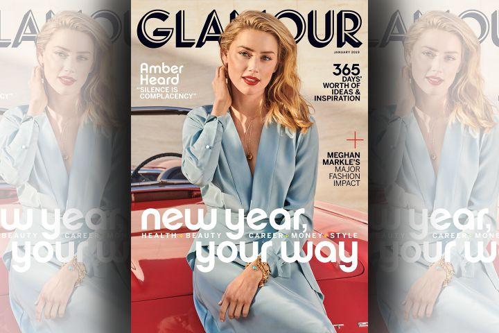 Photo: Jason Kibbler for Glamour