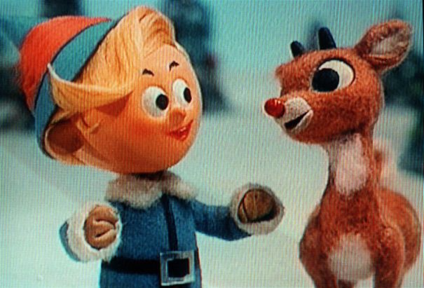 'Rudolph the Red-Nosed Reindeer'