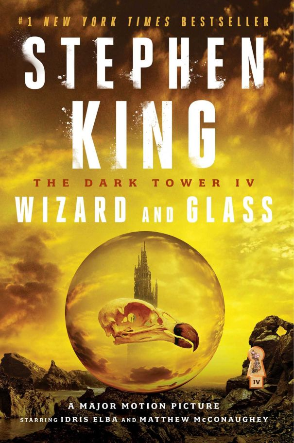 'The Dark Tower: Wizard And Glass'