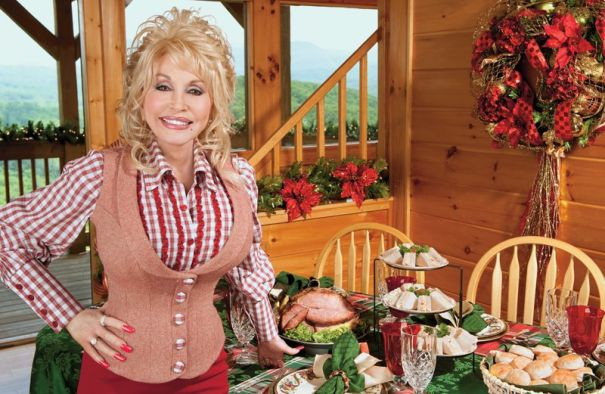 Dolly Parton Shares Thanksgiving Wishes